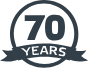 70 years of industry experience