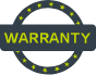 Leading Industry Warranties