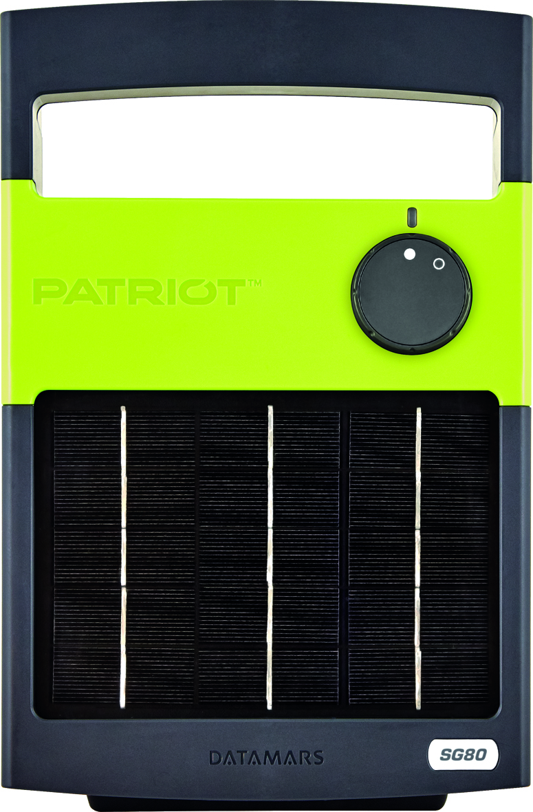 SG80 Integrated Solar Energizer